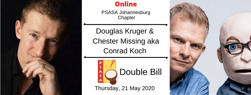Douglas Kruger and Conrad Koch